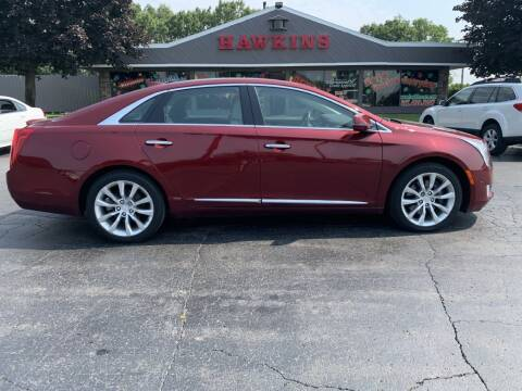 2016 Cadillac XTS for sale at Hawkins Motors Sales in Hillsdale MI