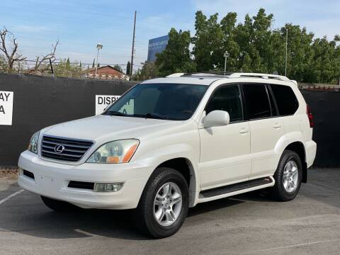 2005 Lexus GX 470 for sale at Prime Motorports in Sacramento CA
