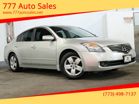 2008 Nissan Altima for sale at 777 Auto Sales in Bedford Park IL