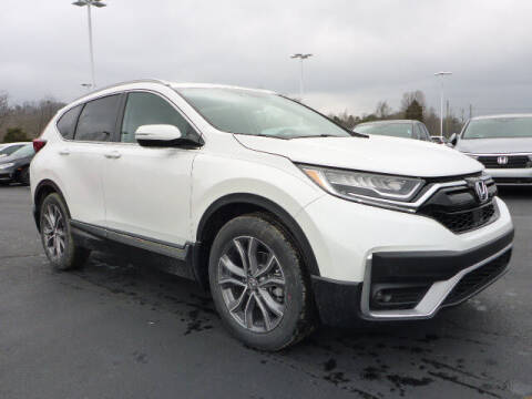 2021 Honda CR-V for sale at RUSTY WALLACE HONDA in Knoxville TN