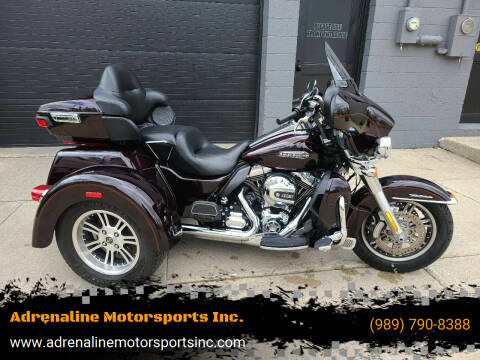 2014 Harley-Davidson FLHTCUTG for sale at Adrenaline Motorsports Inc. in Saginaw MI