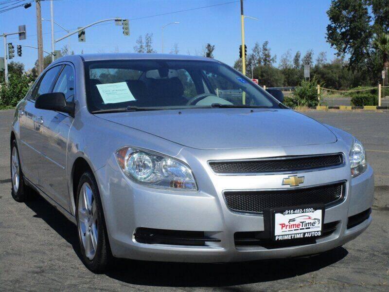 2012 Chevrolet Malibu for sale in Sacramento, CA