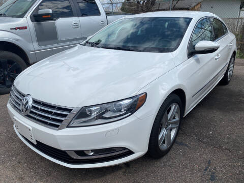 2013 Volkswagen CC for sale at Nations Auto Inc. II in Denver CO