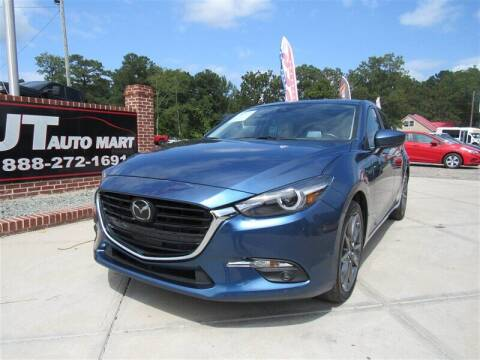 2018 Mazda MAZDA3 for sale at J T Auto Group in Sanford NC