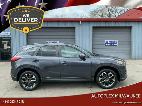 2016 Mazda CX-5 for sale at Autoplex Milwaukee in Milwaukee WI