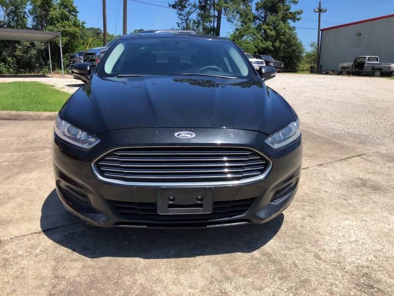 2014 Ford Fusion SE 4dr Sedan - Lumberton TX