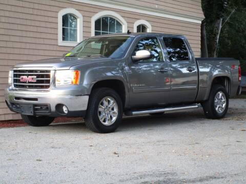 2009 GMC Sierra 1500 for sale at Car and Truck Exchange, Inc. in Rowley MA
