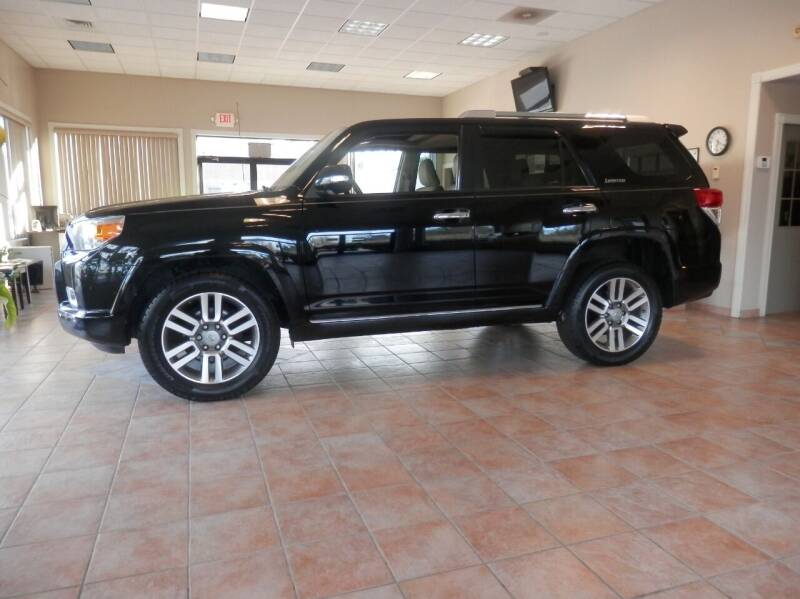 2013 Toyota 4Runner for sale at ABSOLUTE AUTO CENTER in Berlin CT