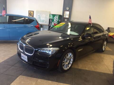 2011 BMW 7 Series for sale at Oxnard Auto Brokers in Oxnard CA