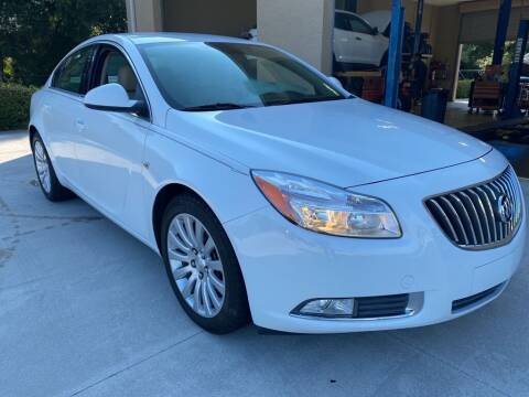 2011 Buick Regal for sale at Jeff's Auto Sales & Service in Port Charlotte FL