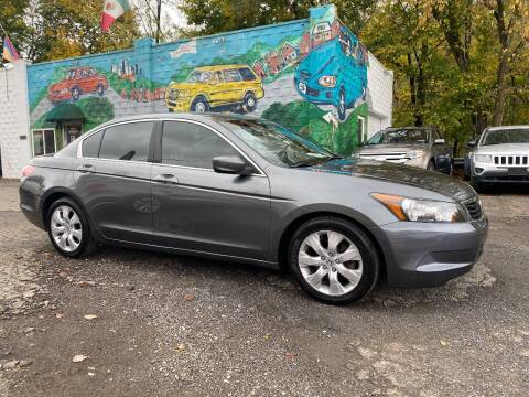 2009 Honda Accord for sale at Showcase Motors in Pittsburgh PA