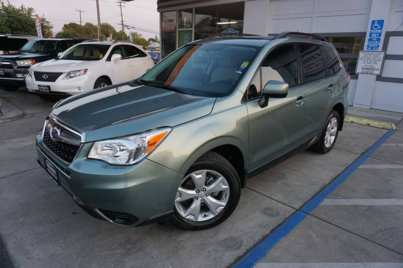 2014 Subaru Forester for sale at Industry Motors in Sacramento CA