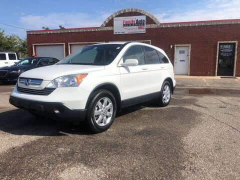 2007 Honda CR-V for sale at Family Auto Finance OKC LLC in Oklahoma City OK
