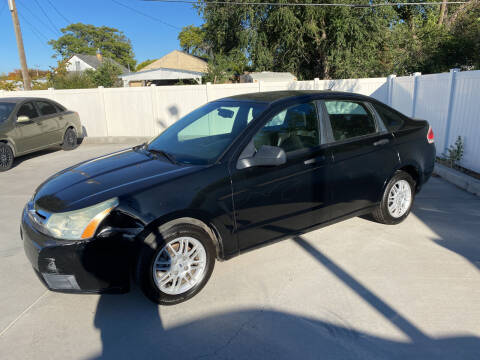2010 Ford Focus for sale at Allstate Auto Sales in Twin Falls ID