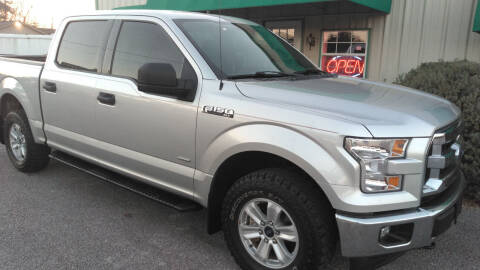 2017 Ford F-150 for sale at Haigler Motors Inc in Tyler TX