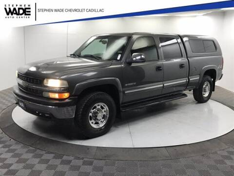 2002 Chevrolet Silverado 1500HD for sale at Stephen Wade Pre-Owned Supercenter in Saint George UT