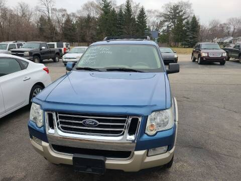 2009 Ford Explorer for sale at All State Auto Sales, INC in Kentwood MI
