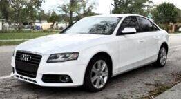 2010 Audi A4 for sale at INTERNATIONAL AUTO BROKERS INC in Hollywood FL