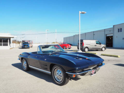 1964 Chevrolet Corvette for sale at Bill Kay Corvette's and Classic's in Downers Grove IL