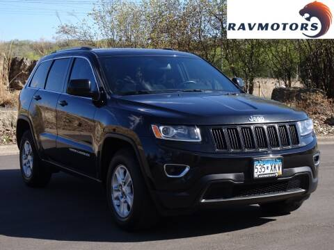 2014 Jeep Grand Cherokee for sale at RAVMOTORS in Burnsville MN
