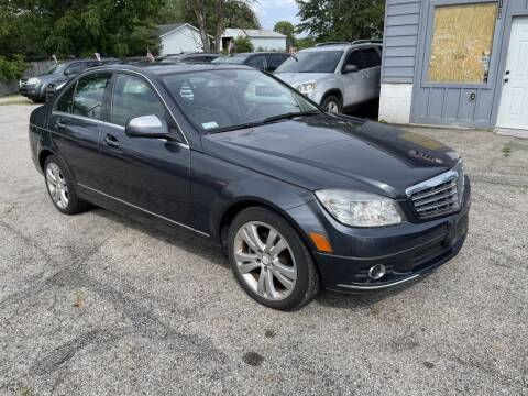 2008 Mercedes-Benz C-Class for sale at Stiener Automotive Group in Columbus OH