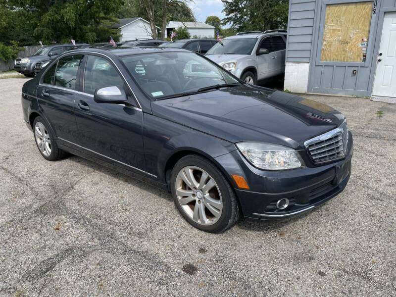 2008 Mercedes-Benz C-Class for sale at Stiener Automotive Group in Galloway OH
