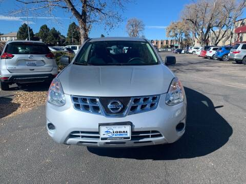 2013 Nissan Rogue for sale at Global Automotive Imports of Denver in Denver CO