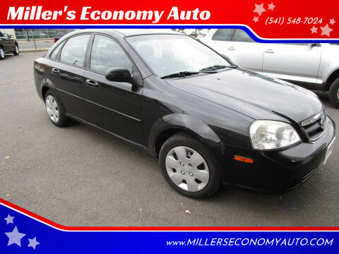 2007 Suzuki Forenza for sale at Miller's Economy Auto in Redmond OR