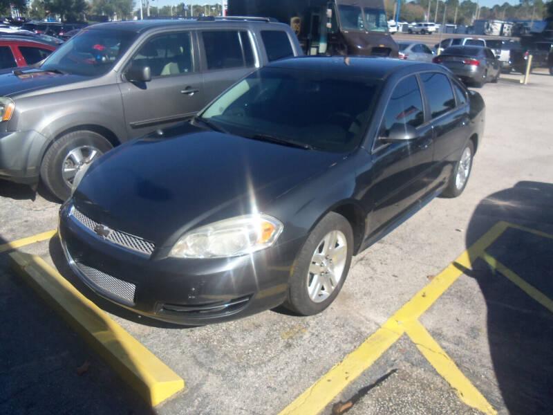 2013 Chevrolet Impala for sale at ORANGE PARK AUTO in Jacksonville FL