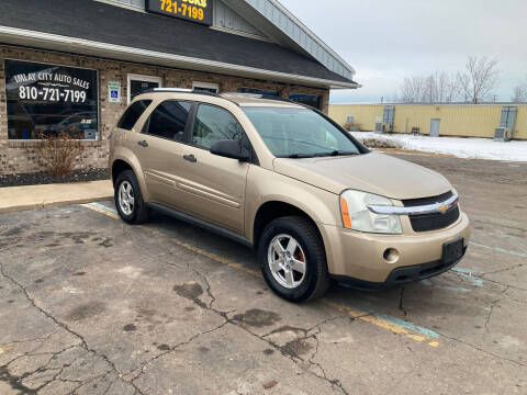 2007 Chevrolet Equinox for sale at Imlay City Auto Sales LLC. in Imlay City MI