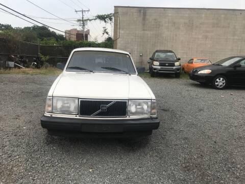 1989 Volvo 240 for sale at A & B Auto Finance Company in Alexandria VA