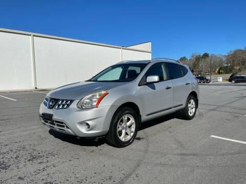 2011 Nissan Rogue for sale at Allrich Auto in Atlanta GA