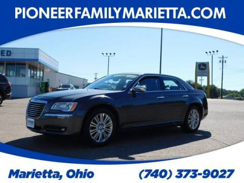 2013 Chrysler 300 for sale at Pioneer Family preowned autos in Williamstown WV