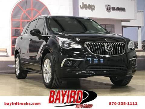 2017 Buick Envision for sale at Bayird Truck Center in Paragould AR