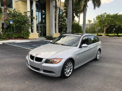2006 BMW 3 Series for sale at EUROPEAN AUTO ALLIANCE LLC in Coral Springs FL