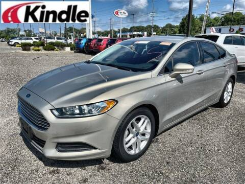 2015 Ford Fusion for sale at Kindle Auto Plaza in Cape May Court House NJ