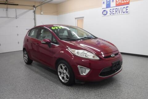2011 Ford Fiesta for sale at 777 Auto Sales and Service in Tacoma WA