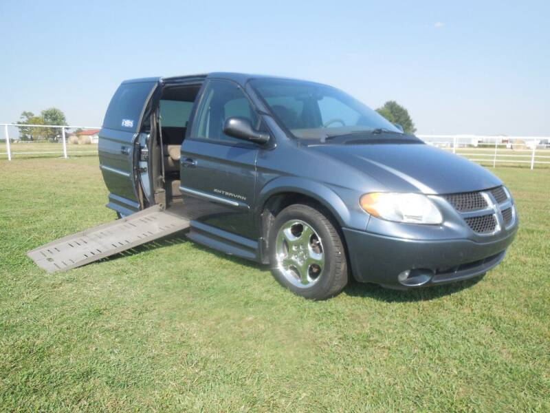 2002 Dodge Grand Caravan for sale at Liberty Truck Sales in Mounds OK