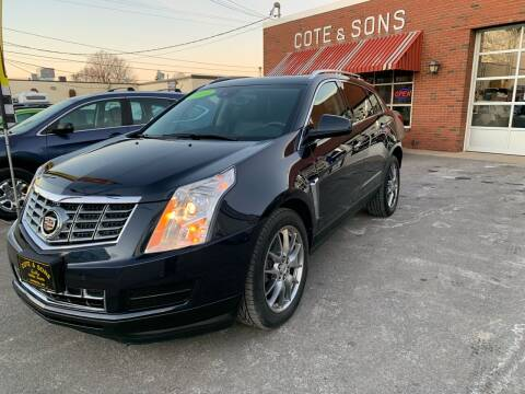 2014 Cadillac SRX for sale at Cote & Sons Automotive Ctr in Lawrence MA