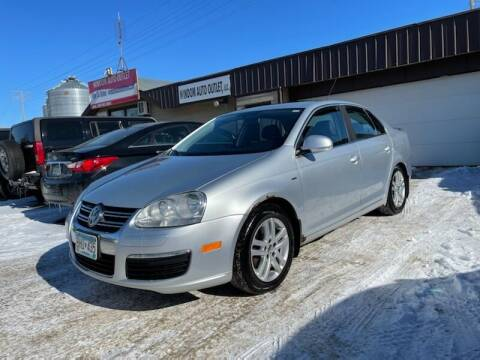 2007 Volkswagen Jetta for sale at WINDOM AUTO OUTLET LLC in Windom MN