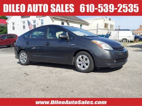 2008 Toyota Prius for sale at Dileo Auto Sales in Norristown PA
