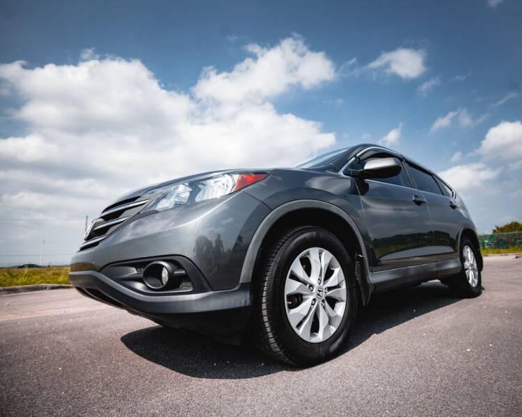2013 Honda CR-V for sale at EURO STABLE in Miami FL
