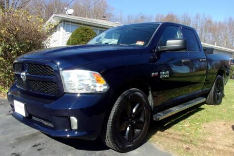2013 RAM Ram Pickup 1500 for sale at Dave Franek Automotive in Wantage NJ