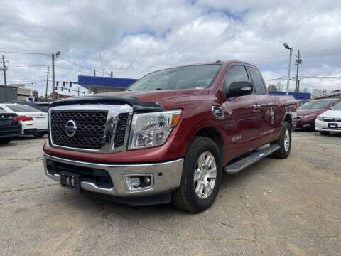 2017 Nissan Titan for sale at Global Imports Auto Sales in Buford GA