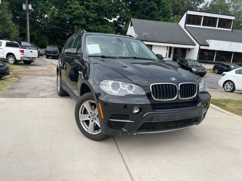 2013 BMW X5 for sale at Alpha Car Land LLC in Snellville GA