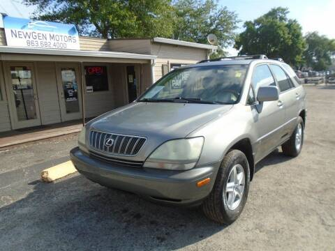 2003 Lexus RX 300 for sale at New Gen Motors in Lakeland FL