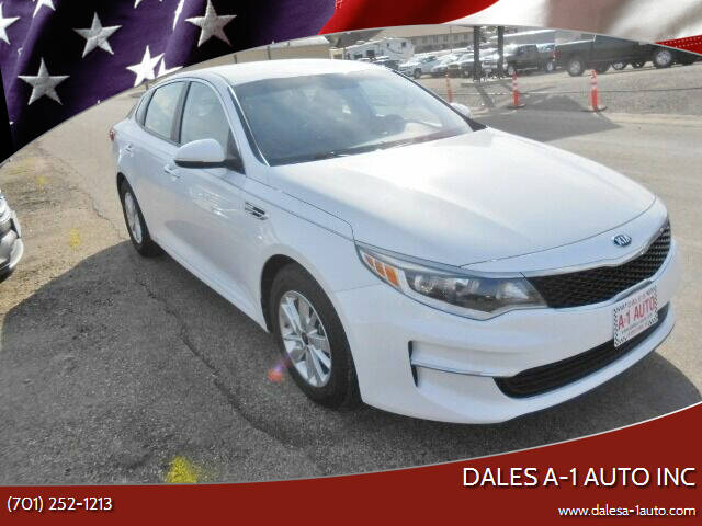 2018 Kia Optima for sale at Dales A-1 Auto Inc in Jamestown ND