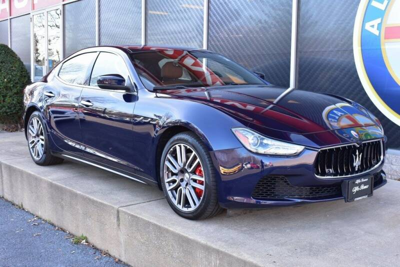 2017 Maserati Ghibli for sale at Alfa Romeo & Fiat of Strongsville in Strongsville OH