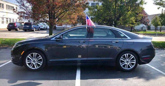 2014 Lincoln MKZ Hybrid for sale at Ataboys Auto Sales in Manchester NH