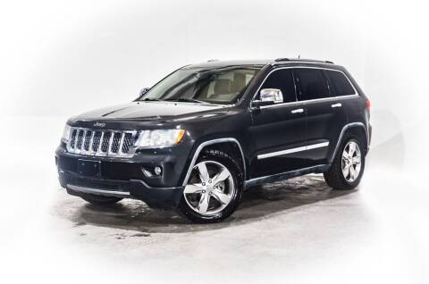 2011 Jeep Grand Cherokee for sale at CarXoom in Marietta GA